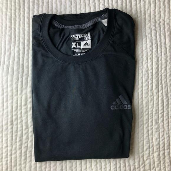 adidas Other - Adidas | Ultimate Tee Black
